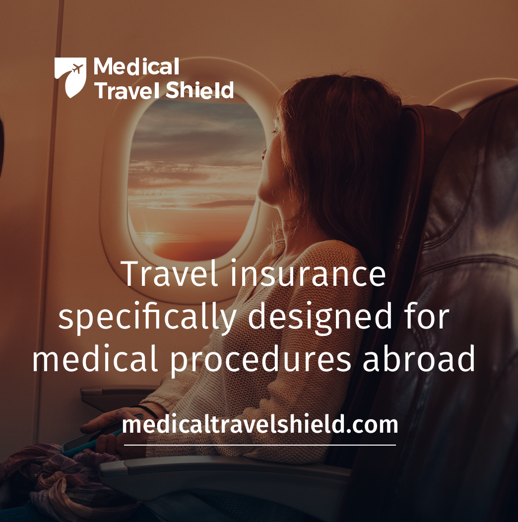 Medical Travel Shield